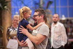 Maestros de la Costura: El tierno encuentro de Sergio con su hija