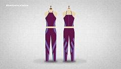 Patrones paso a paso: Ropa para practicar yoga