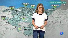 El tiempo en el País Vasco - 05/03/19