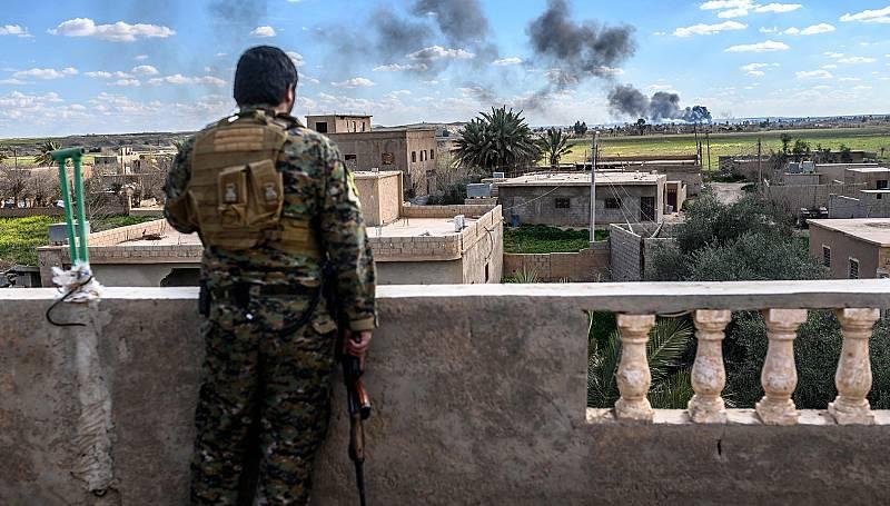 Al Baghouz, la batalla final al Estado Islámico en Siria