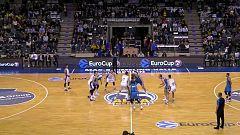 Baloncesto - Eurocup Playoffs 1/4 Final. 1º partido: Alba Berlín - Unicaja Málaga