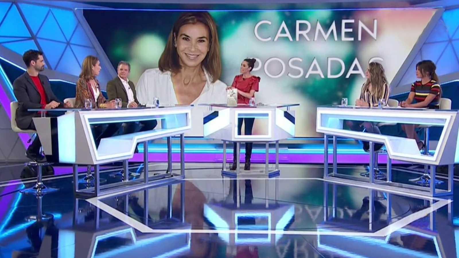 Lo siguiente - Carmen Posadas - 05/03/19 - ver ahora