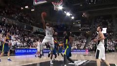 Baloncesto - Eurocup Playoffs 1/4 Final. 1º partido: LDLC Asvel Villeurbanne - Morabanc Andorra