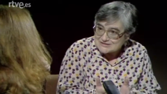 Arxiu TVE Catalunya - Dones a prop - Marta Mata