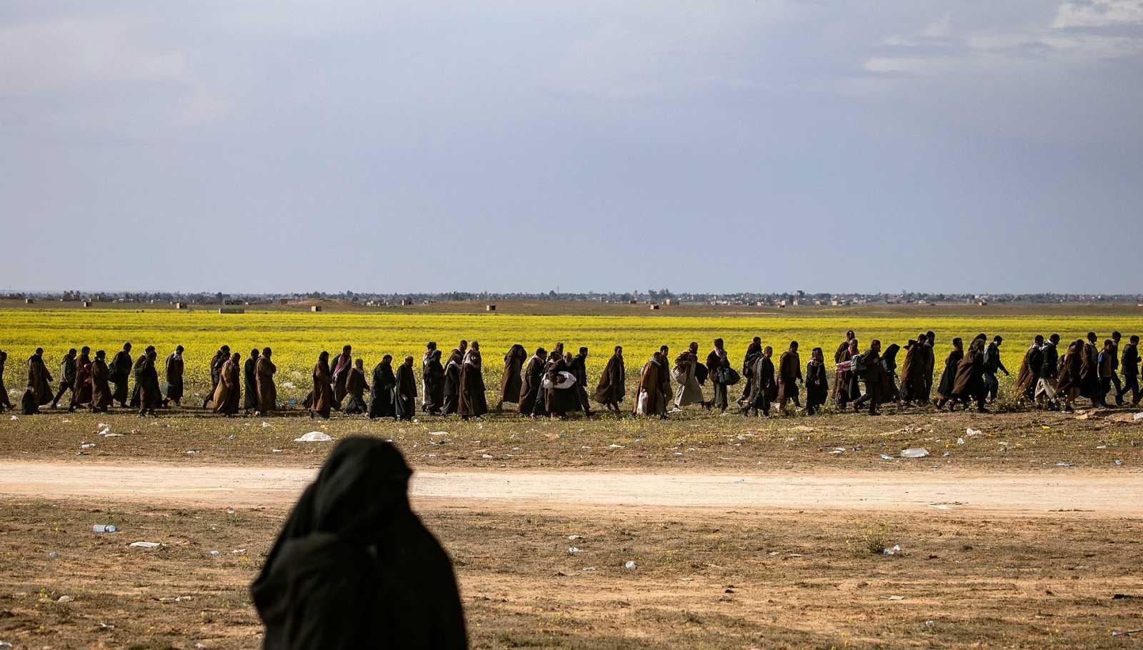 La guerra en Siria deja más de 75.000 desapariciones forzosas en ocho años