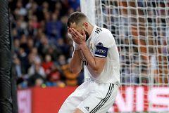 El cumpleaños más amargo del Madrid