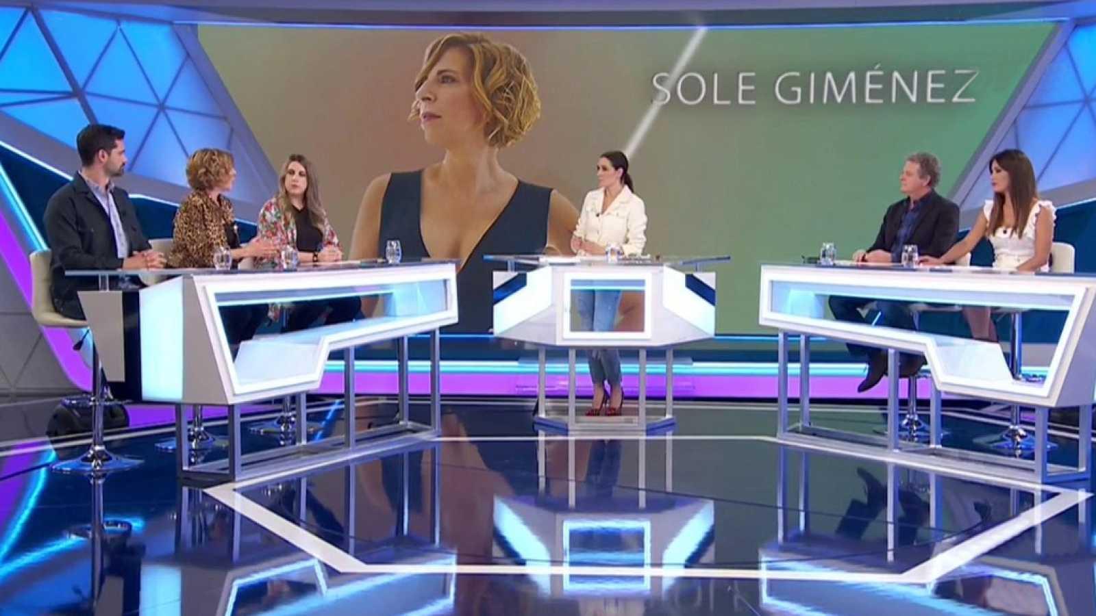 Lo siguiente - Sole Giménez - 06/03/19 - ver ahora