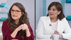 Los desayunos de TVE - Mónica Oltra e Isabel Bonig