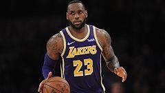 LeBron James supera a Michael Jordan en la clasificación de anotadores históricos de la NBA