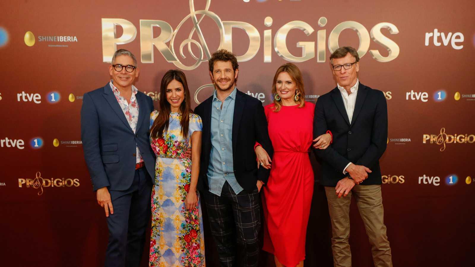 Corazón - Asistimos a la presentación del nuevo programa de La 1, 'Prodigios'