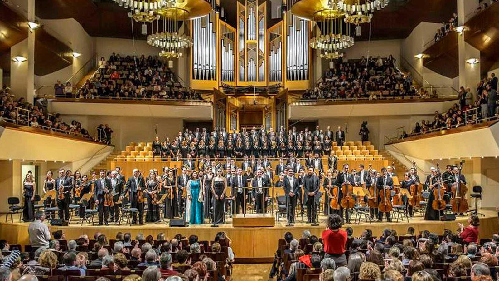 XVII concierto In Memoriam Homenaje a las víctimas del terrorismo - ver ahora