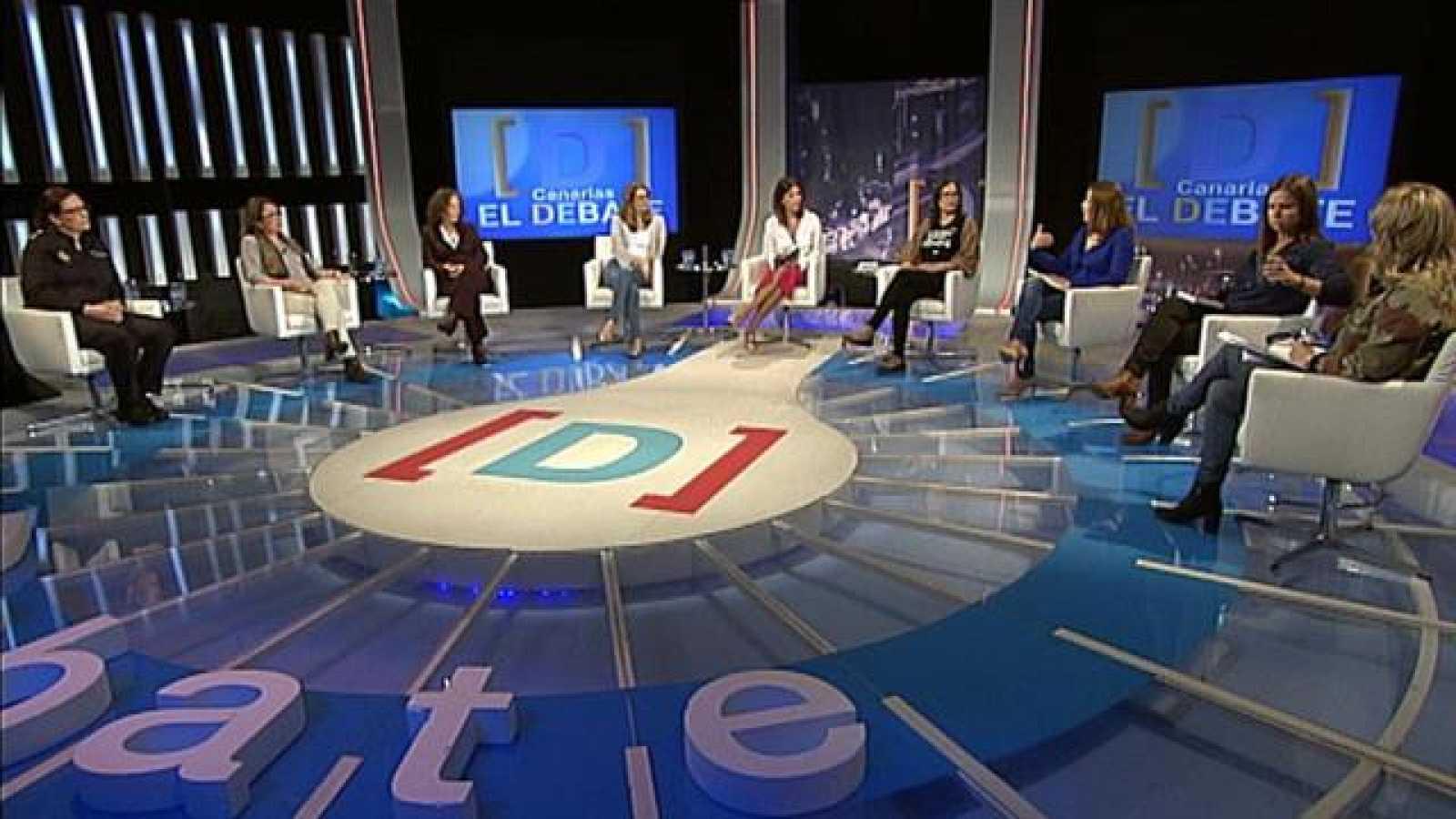 El Debate de La 1 Canarias - 07/03/2019