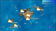 El temps a les Illes Balears - 08/03/19