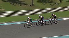 Triatlón - ITU World Series 2019 Carrera Élite Masculina Sprint Prueba Abu Dhabi (Emiratos Árabes)