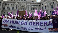 Informativo de Madrid - 08/03/19