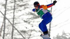 Astrid Fina se cuelga cuatro platas en 'snowboard'