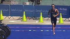 Triatlón - ITU World Series 2019 Carrera Élite Relevos Equipos Mixtos Prueba Abu Dhabi (Emiratos Árabes)