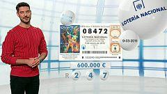 Lotería Nacional - 09/02/19