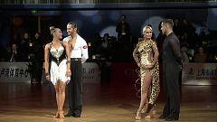 Baile Deportivo - Grand Slam Series 2018 'Latino' 6ª Prueba Shanghai
