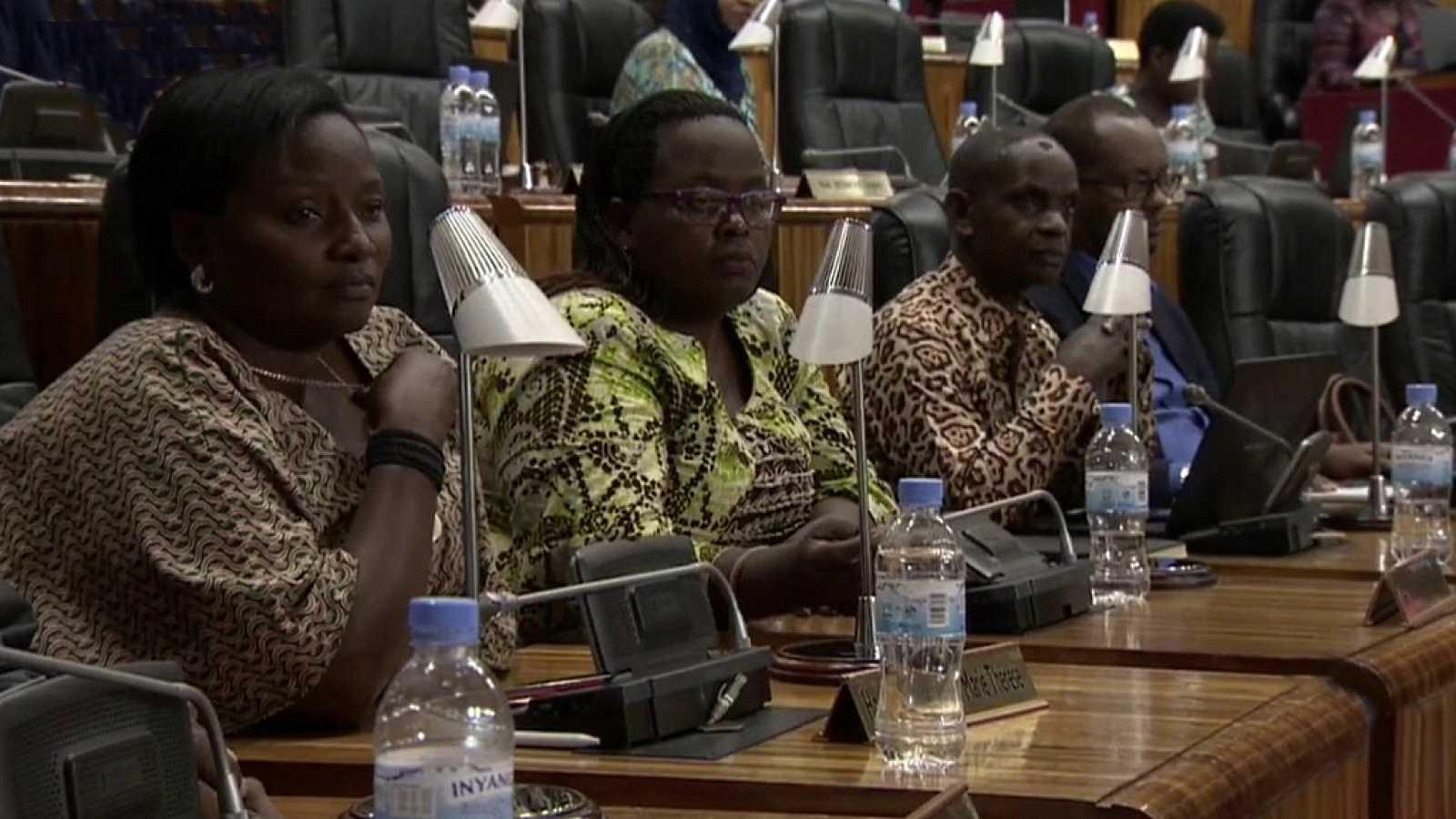 Informe Semanal - Ruanda: La hora de las mujeres - ver ahora