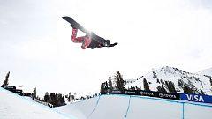 Snowboard - Copa del Mundo 2018/2019. Finales Halfpipe, prueba Mammoth Mountain (EEUU)