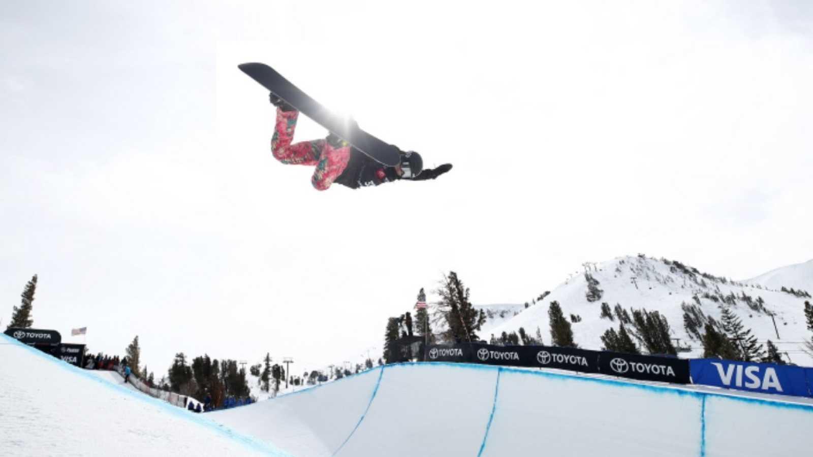 Snowboard - Copa del Mundo 2018/2019. Finales Halfpipe, prueba Mammoth Mountain (EEUU) - ver ahora