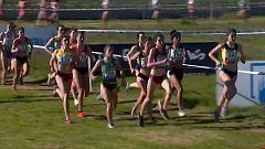 Cross - Campeonato de España Carrera sub-20 Femenina