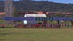 Cross - Campeonato de España Carrera sub-20 Masculina