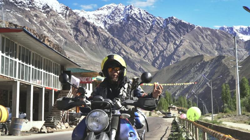 Diario de un nómada: Carreteras extremas - Tayikistán el país de los milagros - ver ahora
