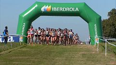 Cross - Campeonato de España Carrera Absoluta y sub-23 Femenina