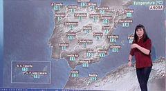 Viento fuerte en el nordeste y temperaturas que bajan salvo en Andalucía
