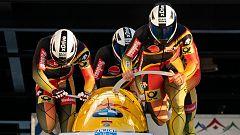 Bobsleigh A-4 Masculino - Campeonato del Mundo, 4ª Manga