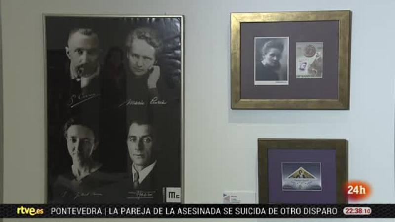 Parlamento - El Reportaje - Exposición: Mujeres Nobel de Ciencias - 09/03/2019