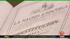 Parlamento - El Reportaje  -Exposición Constituciones - 09/03/2019