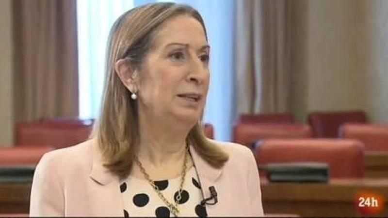 Parlamento - La Entrevista - Ana Pastor - 09/03/2019
