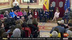Parlamento - El foco parlamentario - 8M: el Congreso celebra el Día de la Mujer - 09/03/2019