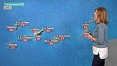El tiempo en Canarias - 11/03/2019