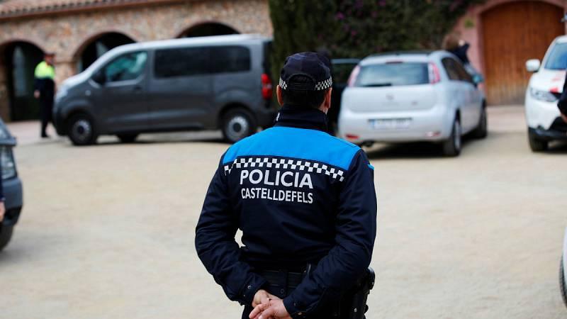 Unos 25 encapuchados asaltan un centro de menores extranjeros no acompañados en Castelldefels