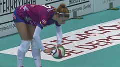 Voleibol - Superliga Iberdrola Femenina 2018/2019. 19ª jornada: Cajasol Juvasa Voley - OSAC Haro Rioja Voley
