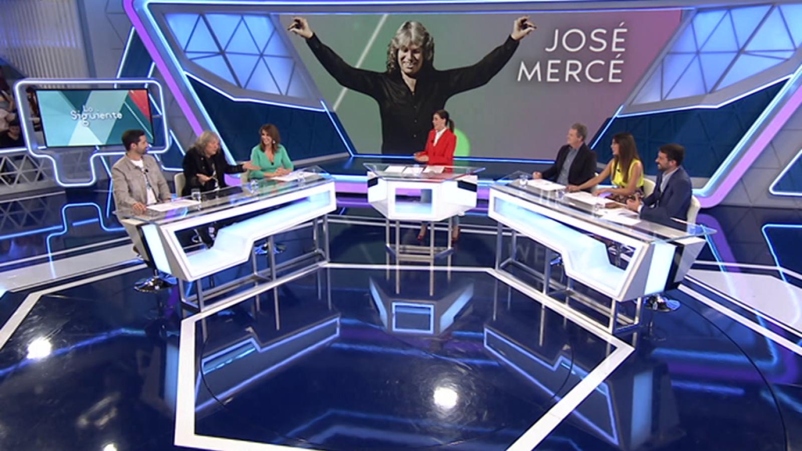 Lo siguiente - José Mercé - 11/03/19 - ver ahora