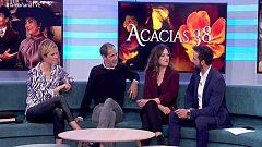 Acacias 38 - Manuel Bandera y Clara Garrido hablan de sus personajes en 'La Mañana'