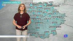 El tiempo en Extremadura - 12/03/19