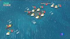 El temps a les Illes Balears - 12/03/19