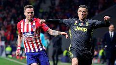 El Atlético se conjura para pasar a cuartos en Turín
