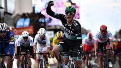 Sam Bennett se impone en la tercera etapa de la París-Niza