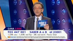 Saber y ganar - 12/03/19