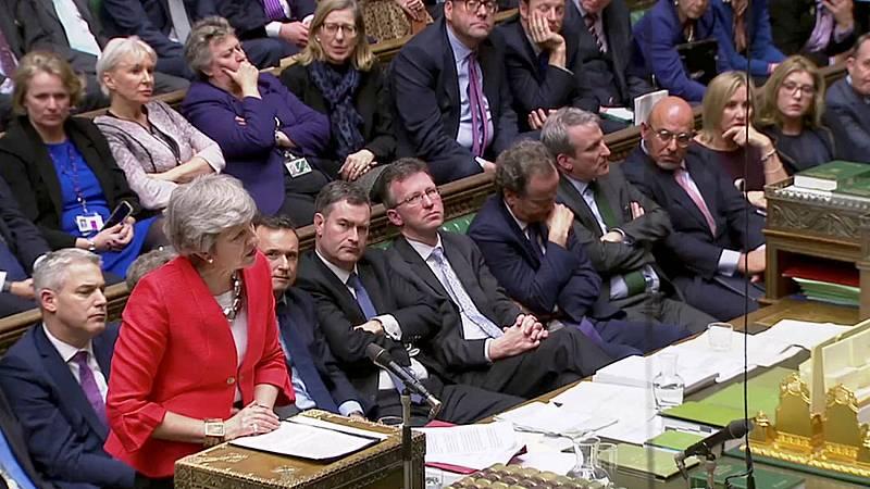 Reino Unido decide si quiere un 'Brexit' sin acuerdo para romper con la Unión Europea