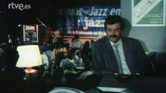 Jazz entre amigos - Premios Jazz en Vivo 86