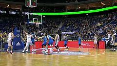 Baloncesto - Eurocup Playoffs 1/4 Final 3º partido: Alba Berlín - Unicaja Málaga