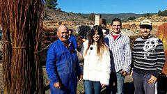 Aquí la tierra  - El mimbre de Cuenca